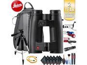 Leica 8x42 Geovid HD-B Rangefinder Binocular Outdoor Adventure Kit
