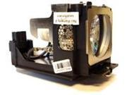 Sanyo PLC-XU115 OEM Replacement Projector Lamp. Includes New Bulb and Housing.