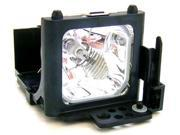 Polaroid Polaview SVGA270 OEM Replacement Projector Lamp. Includes New Bulb and Housing.