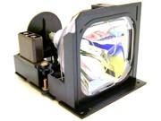 Polaroid Polaview350 OEM Replacement Projector Lamp. Includes New Bulb and Housing.