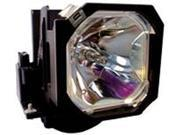 Mitsubishi WD52528 Compatible Replacement TV Lamp. Includes New Bulb and Housing.