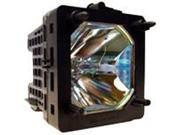 Sony XL-5200 Compatible Replacement TV Lamp. Includes New Bulb and Housing.