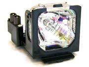 Canon LV-X2E Compatible Replacement Projector Lamp. Includes New Bulb and Housing.