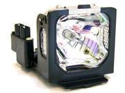 Canon LV S2 OEM Replacement Projector Lamp. Includes New Bulb and Housing.