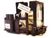 Sony LMPC133 OEM Replacement Projector Lamp. Includes New Bulb and Housing.