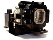Canon LV 8310 Compatible Replacement Projector Lamp. Includes New Bulb and Housing.