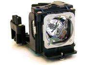 Sanyo LP-XU88W OEM Replacement Projector Lamp. Includes New Bulb and Housing.