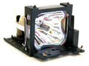 Claxan CL ACC 27020 Compatible Replacement Projector Lamp. Includes New Bulb and Housing.
