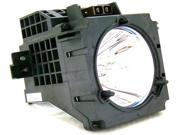 Sony XL-2000U Compatible Replacement TV Lamp. Includes New Bulb and Housing.
