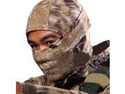 THZY Camouflage Army Cycling Motorcycle Cap Balaclava Hats Full Face Mask Khaki 9SIABR053U4871