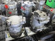 2007-2012 Lincoln MKZ A/C Air Conditioner Compressor 56K Miles OEM LKQ 9SIABR454B1753