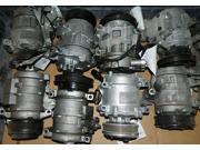 2011 2012 2013 2014 2015 2016 Toyota Sienna A/C AC Compressor 40K Miles OEM LKQ 9SIABR454B3229