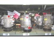 2005-2016 Nissan Frontier AC Air Conditioner Compressor 11K OEM LKQ 9SIABR454B0008