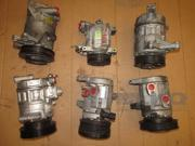 2014 Lincoln MKX Ac Air Conditioner Compressor 13k OEM 9SIABR454B6855