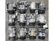2008-2009 Mazda Tribute AC Air Conditioner Compressor 91K OEM LKQ 9SIABR454B3811