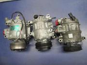 10 11 12 13 2010 2011 2012 2013 Mazda 3 AC Compressor 47K OEM LKQ 9SIABR454B5158