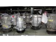 2010 2011 2012 2013 Mazda 3 2.0L AC Air Conditioner Compressor 102K OEM LKQ 9SIABR454B1968