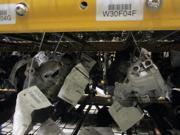 04-07 Monterey Freestar Starter Motor 151K Miles OEM LKQ 9SIABR45B69029