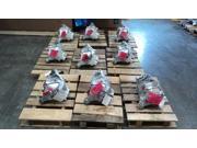 10 11 12 Jaguar XF Rear Differential Carrier Assembly 14K OEM LKQ 9SIABR45B91657