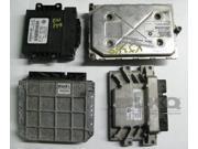 15 16 Volkswagen Golf 1.8L Electronic Control Unit Module ECM ECU 14K Miles OEM