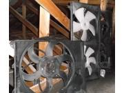 2011-2013 Toyota Sienna Cooling Fan Assembly 35K Miles OEM 9SIABR45B58166