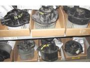 07 08 09 10 11 12 13 Acura MDX Rear Heater Blower Motor 101K Miles OEM LKQ