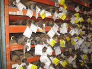 08 09 10 11 Volkswagen Jetta 2.0L MT Left Front Axle Shaft 28K OEM