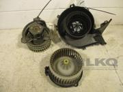 2009-2012 Volkswagen VW Routan Front AC Heater Blower Motor Fan W/ 66K Miles OEM
