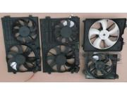 2006-2009 Ford Fusion Cooling Fan Assembly 66K Miles OEM