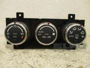 2007-2013 Suzuki SX4 Automatic Climate AC Heater Control 39510-80J31 OEM LKQ 9SIABR45NF0402