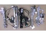 2003-2007 Honda Accord Power Passenger Front Window Regulator 43K Miles OEM