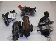 2005 2006 Jeep Liberty 2.8L Turbo Turbocharger Assembly 124K OEM LKQ