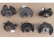2012-2016 Kia Rio Left Front Spindle Knuckle 56K Miles OEM