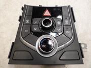 2014 2015 2016 Hyundai Elantra AC Air Conditioner Climate Control Panel OEM 9SIABR45478470