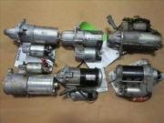 13 14 15 16 Ford Fusion Starter Motor 4 Miles OEM LKQ