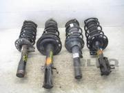 13 14 15 16 Nissan Sentra 1.8L Left Front Strut Assembly 4K OEM