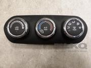2015-2017 Jeep Renegade AC Air Conditioner Climate Control Panel OEM