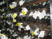 12 Honda CRV Left Rear Axle Shaft 12K OEM
