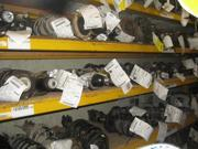 12 13 Toyota Corolla 1.8L Rear Left Strut Assembly 10K OEM