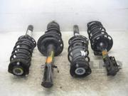 12 13 Nissan Versa Sedan Right Front Strut Assembly 68K OEM