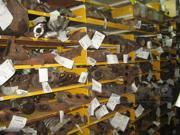 05 06 07 08 Caravan Town & Country Pacifica Left Front Exhaust Manifold 70K OEM