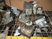 2012 2013 2014 2015 BMW X1 Anti Lock Brake Pump Actuator W/ 17K Miles OEM LKQ