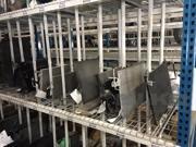 02-04 Isuzu Axiom AC Condenser 155k OEM LKQ