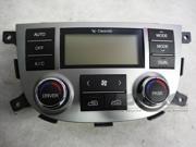 2010-2012 Hyundai Santa Fe Auto Dual Zone Climate Control Unit OEM 9SIABR462X7049