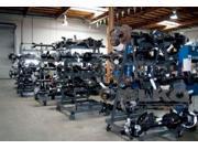 06-09 Chevrolet TrailBlazer Rear Axle Assembly 3.42 Ratio 142k OEM LKQ