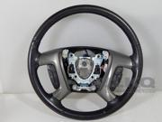 GMC Yukon Tahoe Steering Wheel W/Cruise & Radio Controls OEM