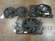 07 08 09 10 Sebring Radiator AC Condenser Cooling Fan Assembly 106K OEM