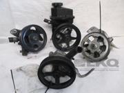 2014 Nissan Sentra Power Steering Pump OEM 4K Miles (LKQ~137604108)