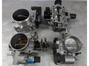 2000 2001 2002 2003 Jaguar S Type Throttle Body Assembly 106k OEM