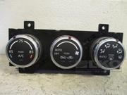 2007-2013 Suzuki SX4 Automatic Climate AC Heater Control 39510-80J32 OEM LKQ 9SIABR46BU9094